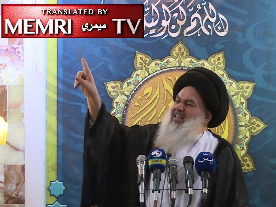 "Shiite Iraqi Cleric Yassin Al-Musawi Slams Saud Clan: That ""Innocent Lamb of a Country"" Sends Us Suicide Bombers on a Daily Basis, Stands alongside Israel"